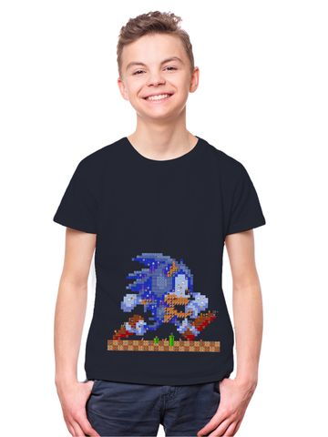 The Blue Hedgehog