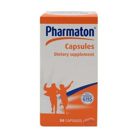 كبسولات متعددة الفيتامينات 30كبسولة