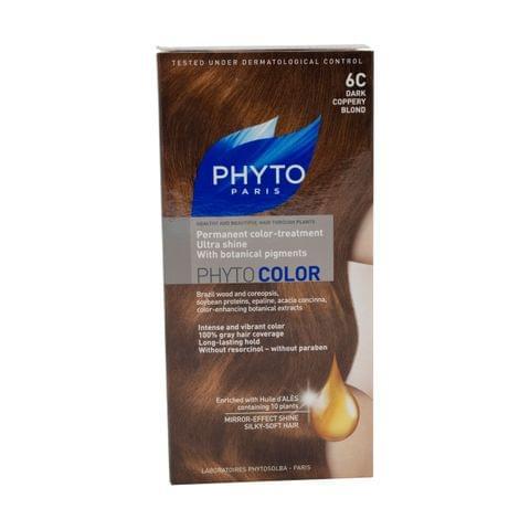 صبغة شعر - أشقر نحاسي غامق 6C