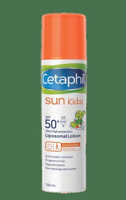 للأطفال لوشن للوقاية من الشمس 150مل