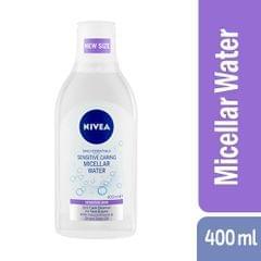 نيفيا ماء ميسيلار المنظف اليومي للبشرة الحساسة 400 مل