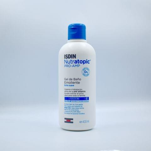 سائل استحمام بالترطيب العميق للبشرة الجافة و الأكزيما 400 مل