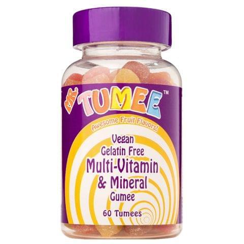 مستر تومي مكمل غذائي متعدد الفيتامينات والمعادن 60 حلوى