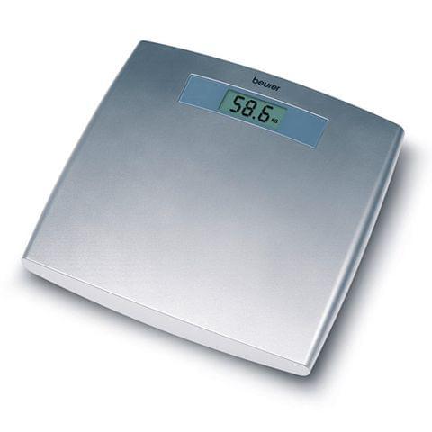 ميزان لقياس الوزن بلون فضي موديل PS 07