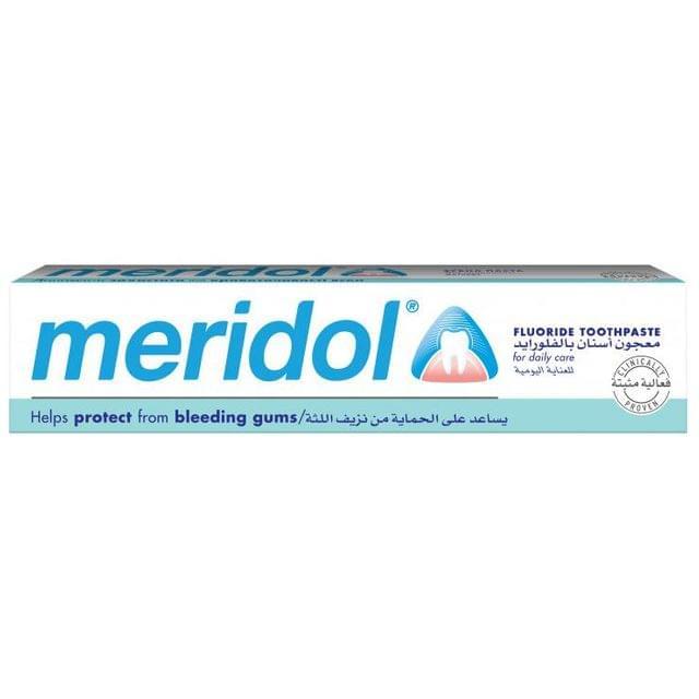 ميردول معجون الأسنان بالفلورايد 75 مل