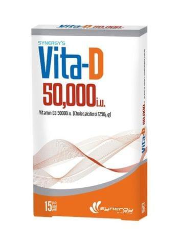 فيتا د مكمل فيتامين دال 50000 وحدة