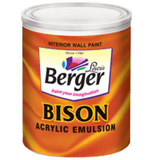 Bison Interior Emulsion