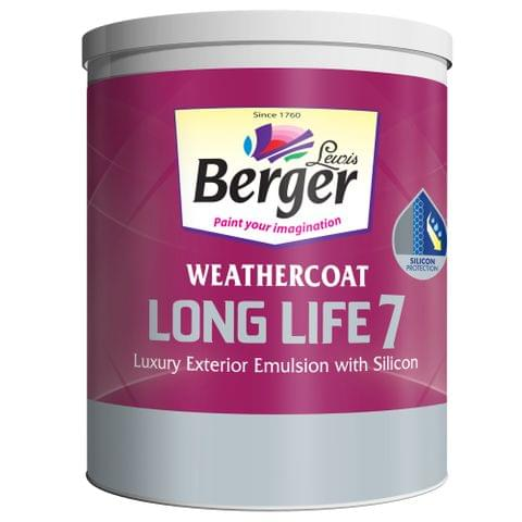 WeatherCoat Long Life 7 Exterior Emulsion
