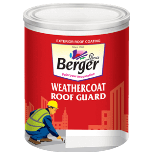 WeatherCoat Roof Guard Roof Waterproofing