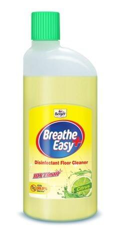 Berger BreatheEasy Disinfectant Floor Cleaner (1 Litre)