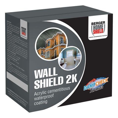 Wall Shield 2K Waterproofing Coating - 3 Kg