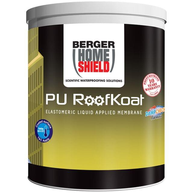 PU RoofKoat Roof Waterproofing - 4 Litre