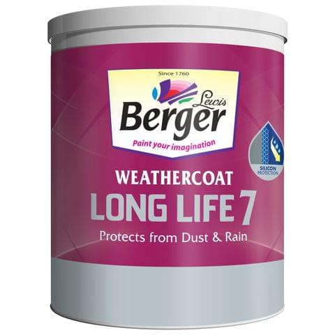 WeatherCoat Long Life 7 Exterior Emulsion