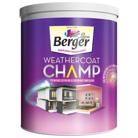 WeatherCoat Champ Premium Exterior & Interior Emulsion
