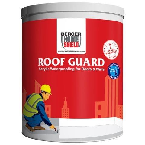 WeatherCoat Roof Guard Roof Waterproofing - 4 Litre