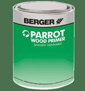 Parrot Wood Primer