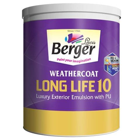 WeatherCoat Long Life 10 Exterior Emulsion