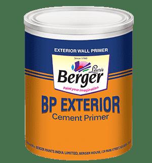 BP Exterior Cement Primer