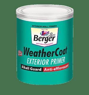 WeatherCoat Exterior Primer