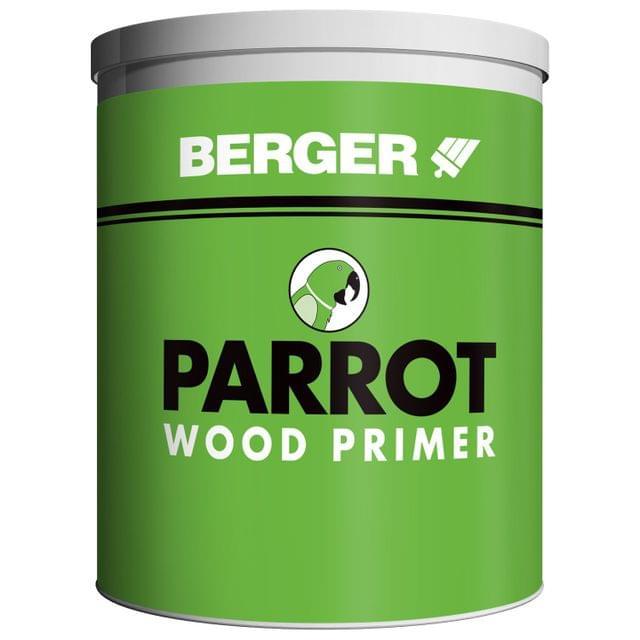 Parrot Wood Primer - 500 ML (White)