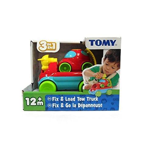 FIX AND LOAD TOW TRUCK