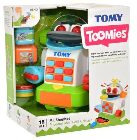 TOMY SHOP BOT