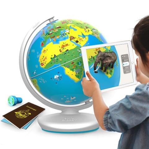 SHIFU ORBOOT: THE EDUCATIONAL AR GLOBE - 180 DEGREE GLOBE