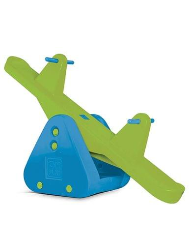 SEE SAW PARROT GREEN/BLUE