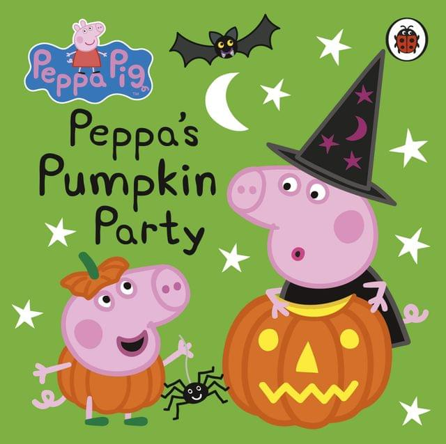 PEPPA PIG PEPPAS PUMPKIN PARTY