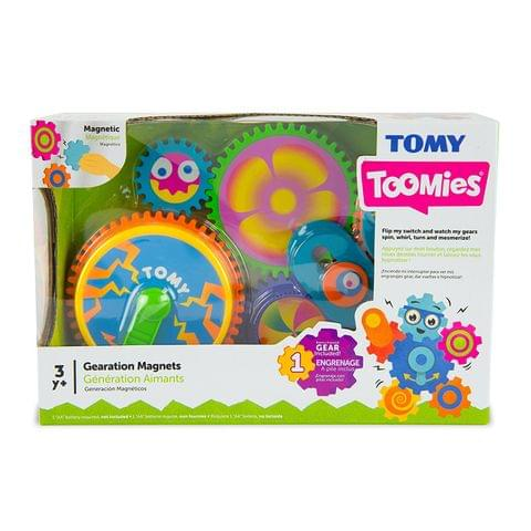 TOMY GEARATION MAGNETS