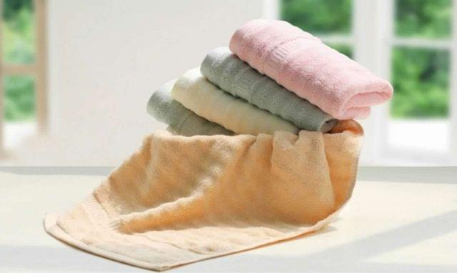Bamboo Face / Sports Towel Pack of 3 (Cream)