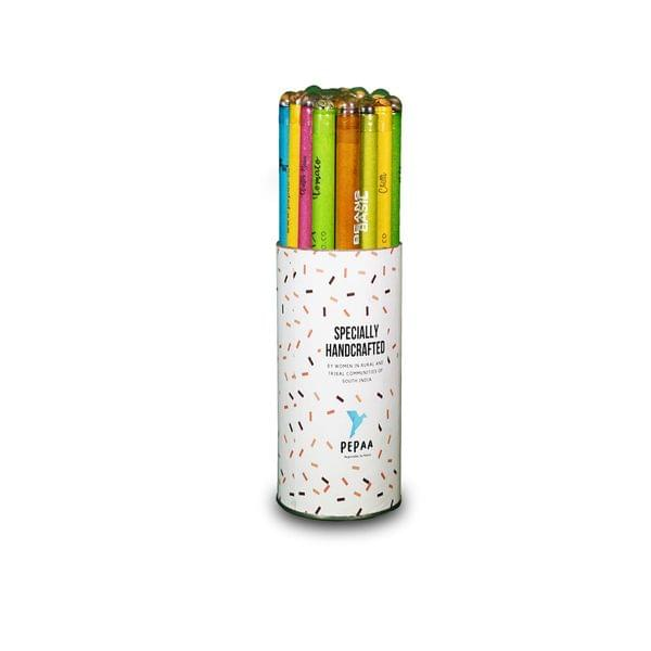 Plantable Seed Pencils [Pack of 25 in a Tube]