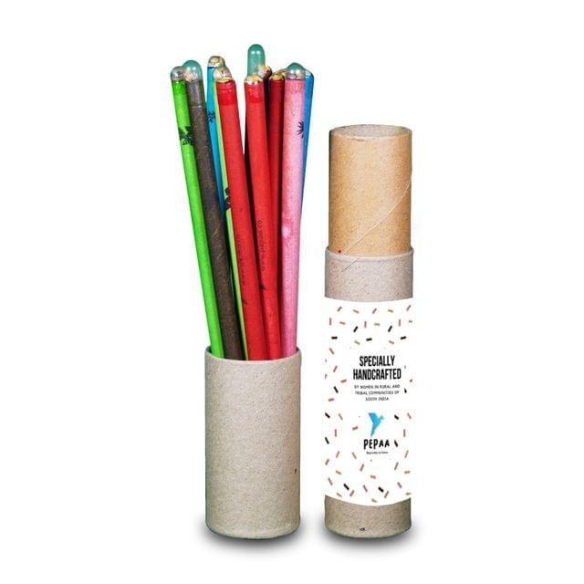 Plantable Seed Pencils [Pack of 12 in a Tube]