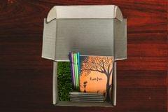 Plantable Stationery Box