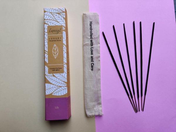 Lily Incense Sticks