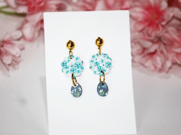 Sky Medow Earrings