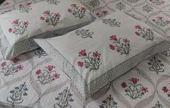 Handblock Print Bedsheets