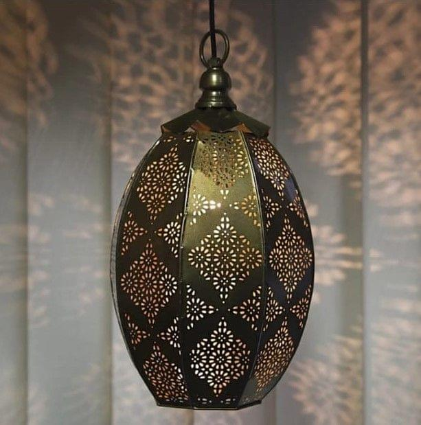 Oval Style Lamp