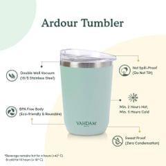 Ardour Mint Tumbler - 350ml