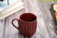 Maroon Tea Cup Set of 2 Cup – 1 Set