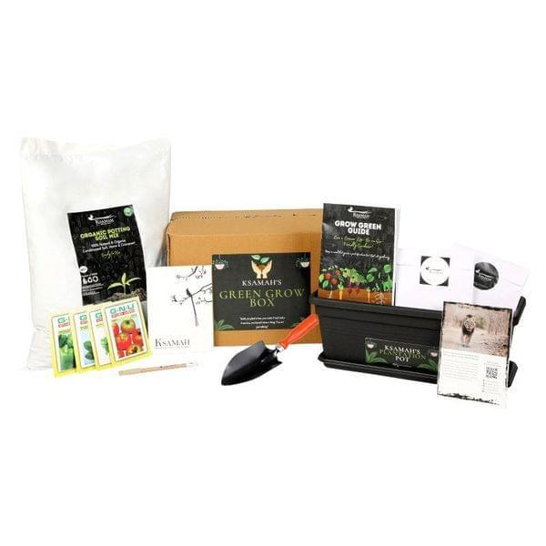 Green Grow Box